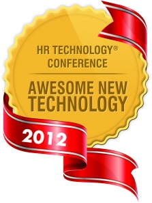 PeopleFluent named as having Awesome New Technology at HRTech 2012