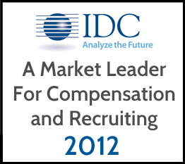 PeopleFluent named market leader by IDC